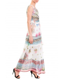 ETHINC STYLE LONG DRESS 91BPT748
