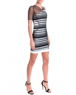DOUBLED DRESS 91EPT204