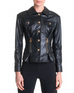 REAL LEATHER JACKET 91GPP117