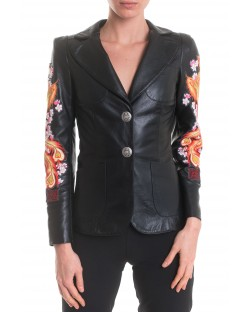 REAL LEATHER JACKET 91GPP124