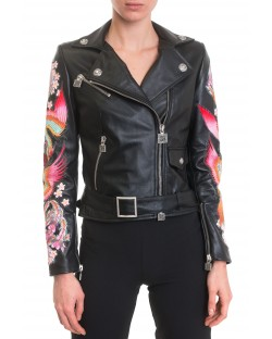 REAL LEATHER JACKET 91GPP131
