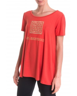T-SHIRT WITH LOGO 91GPT129