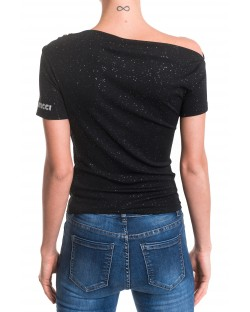 T-SHIRT WITH STUDS 91MPT806