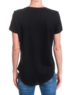 T-SHIRT WITH LOGOED PRINT 91MPT808