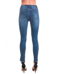 JEANS WITH STUDS 91MPT810