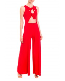 SUIT WITH KNOTTED BODICE 91RPT631