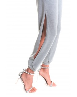 TROUSERS WITH SPLITS 91SPT427
