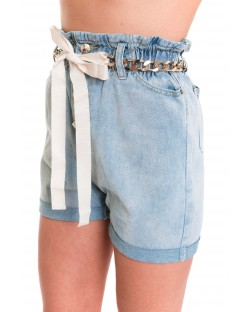 SHORT IN DENIM 91SPT457