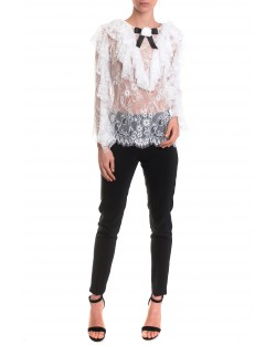 CAMICIA IN PIZZO 91XPT909