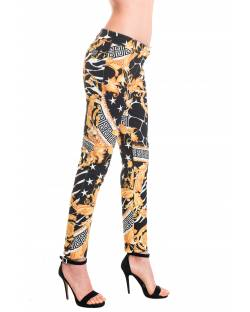 PATTERNED TROUSERS 92BPT705