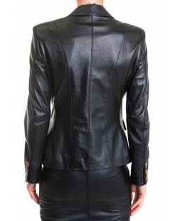 REAL LEATHER JACKET 92GPP115