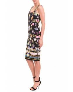 SHEATH DRESS WITH EXCLUSIVE PRINT 92RPT608