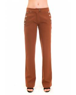 TROUSERS WITH DECORATED POCKETS 92XPT920