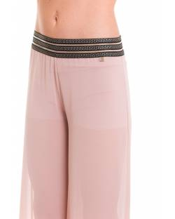 ELASTIC DECORATED TROUSERS 92XPT924