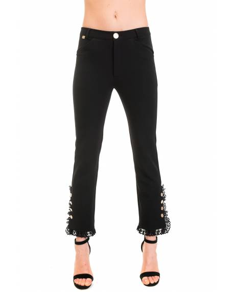 ANKLE LENGTH TROUSERS 92XPT903