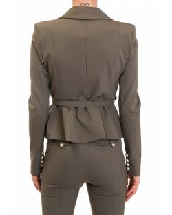 JACKET WITH BELT 92XPT922