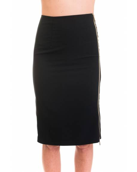 SKIRT WITH SPLIT ON THE SIDE 92BPT738