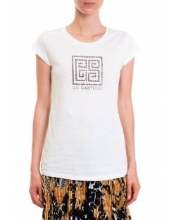 LOGOED T-SHIRT WITH STUDS 92BPT727