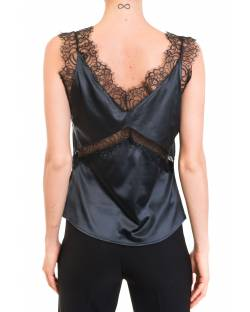 TOP WITH LACE INSERTS 92XPT901