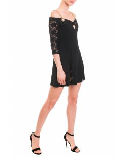 DRESS WITH SHOWING SHOULDERS 92RPT614