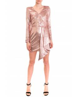 SHORT SEQUIN DRESS 92XPT917