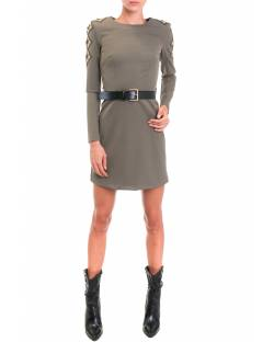 SHORT DRESS WITH BELT 92XPT927