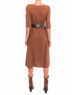 MARCI DRESS WITH BELT 92CPT501