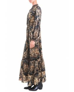MILLENIUM PATTERNED LONG DRESS 92BPT744