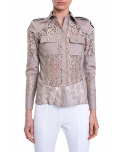 CAMICIA IN PIZZO 01XPT912