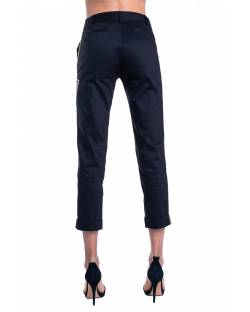 TROUSERS WITH PATCH 01XPT916