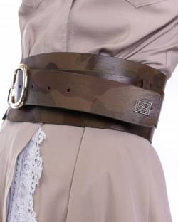 REAL LEATHER BELT 01GPP111