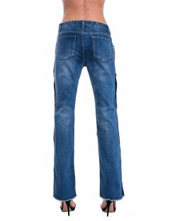 JEANS WITH BUTTONS ON THE SIDE 01SPT411