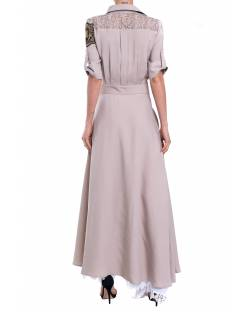 MILITARY CHIC DRESS 01XPT923