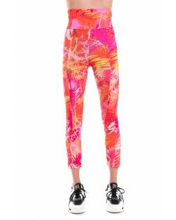 LEGGINGS WITH CUSTOMIZED PATTERN 01BPT706