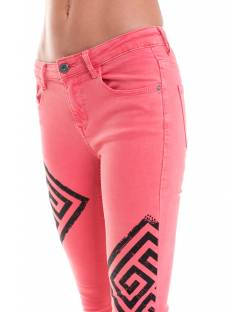 PRINTED LOGO JEANS 01CPT525