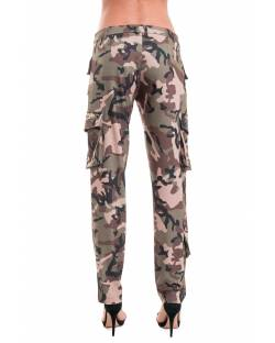 MILITARY TROUSERS 01SPT401