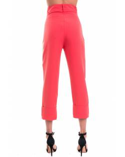 HIGH WAISTED TROUSERS 01XPT921