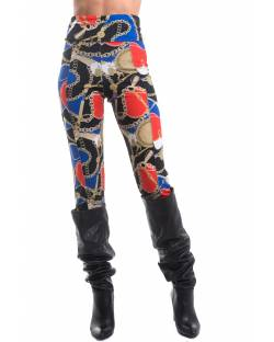 LEGGINS IN FANTASIA 02BPT707