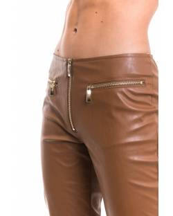 TROUSER IN ECO-LEATHER 02RPT616