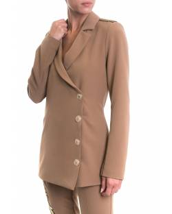 JACKET WITH PERSONALIZED BUTTONS AND PATCHES 02XPT903