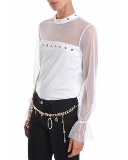 SWEATER WITH STUDS APPLICATION 02CPT527
