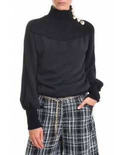 TURTLENECK SWEATER WITH BALLOON-SLEEVED 02RPT630