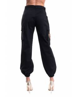 CARGO PANTS WITH PERSONALIZED DETAILS 11XPT910