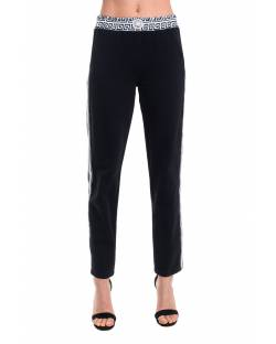 CASUAL PANTS WITH LOGATED DETAILS 11XPT916