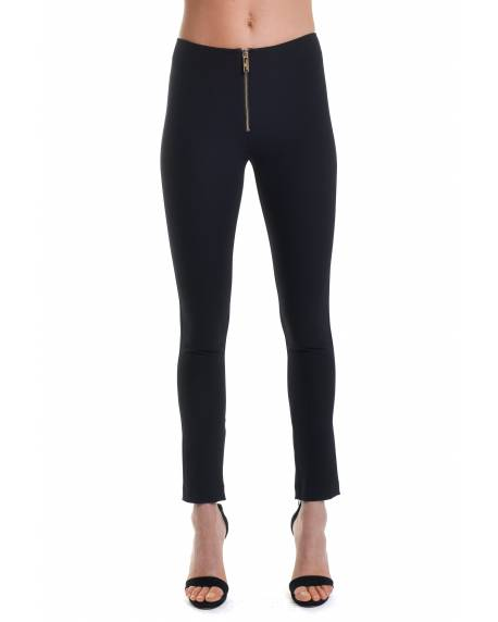 TROUSERS WITH ZIPPERED CLOSURE 11RPT625