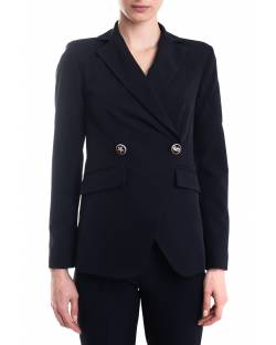 DOUBLE-BREASTED JACKET WITH JEWEL BUTTONS 11RPT622