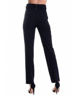 HIGH-WAISTED TROUSERS WITH DETAILS 11RPT623