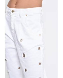 JEANS WITH SAILS 11CPT579
