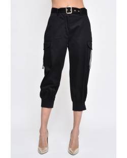 WIDE TROUSERS WITH DETAILS 11RPT634