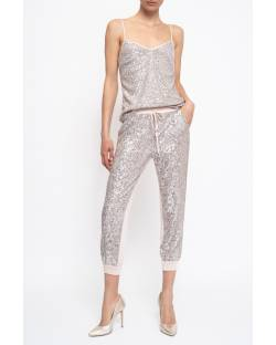 PAILLETTES GYMNASTIC TROUSERS 11XPT958
